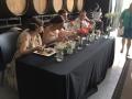 Wedding Party in Reception Hall