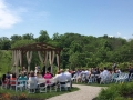 Hill top Vineyard Wedding