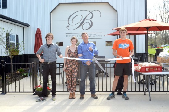 Brianza's 1st Anniversary & Riesling Release