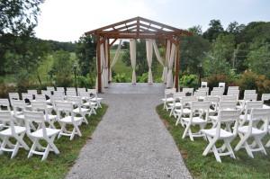 Brianza Winery Wedding Gazebo