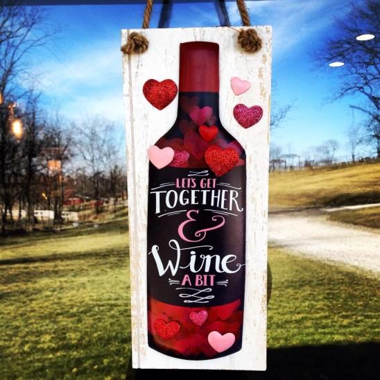 Valentine Wine & Chocolate Pairing