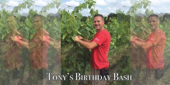 Tony's Birthday Bash w/ Marty Connor Band