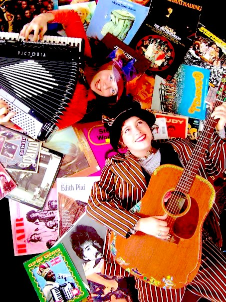Live Music from Troubadours of Divine Bliss