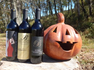 Brianza Winery Halloween