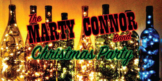 Marty Connor Band Christmas Party