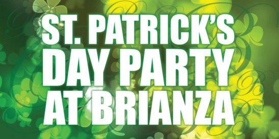 St. Patrick's Day Party with Marty Connor Band