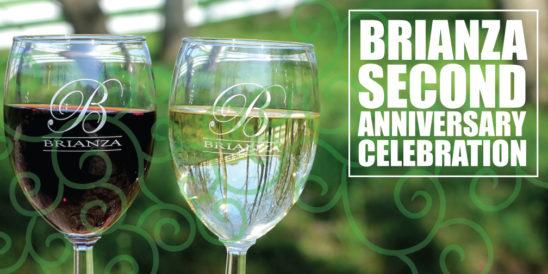 Brianza Second Anniversary Celebration