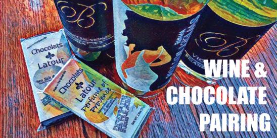 Wine & Chocolate Pairings