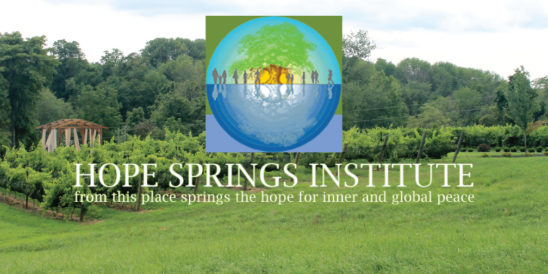 Hope Springs Fall Wine & Dine Fundraiser