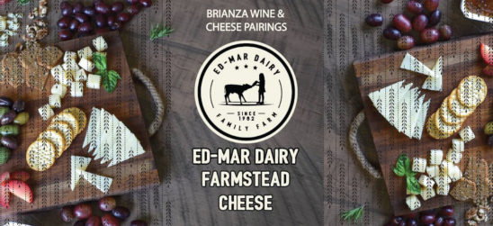 Ed-Mar Dairy Cheese & Wine Pairings