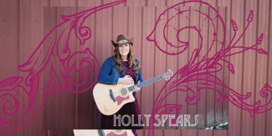 Live Music from Holly Spears