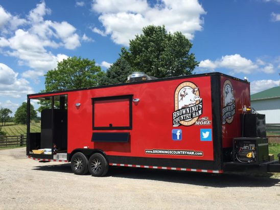 Browning's Country Ham & More Food Truck