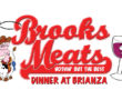 Brooks Meats Dinner at Brianza