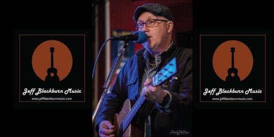Live Music from Jeff Blackburn